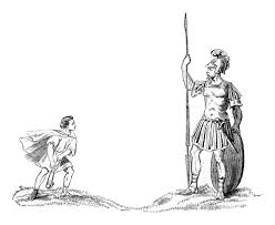 like david and goliath your battle with addiction