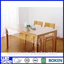 thick plastic table cover pvc desk mat clear plastic thick clear plastic table cloth pvc table