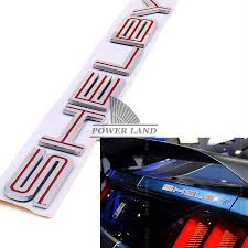 mustang gt decals and emblems ford emblem decal promotion shop for promotional ford emblem decal