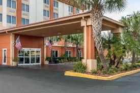 Nearest Comfort Suites Comfort Inn North Saint Petersburg Fl 2260 54th North 33714