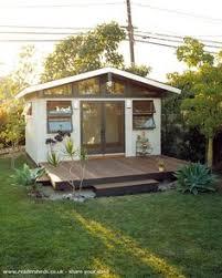 Backyard Office Kit by Kangaroom Prefab Shed Kit Kanga Room Systems Backyard Office
