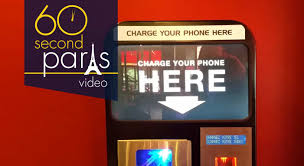 charge your phone how to charge a phone in paris the chargingplace is how