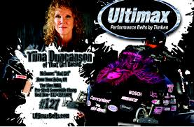 ultimax belts by timken team at the toronto powersports show