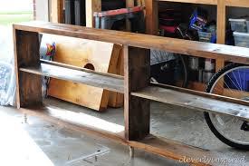 Diy Sofa Table Sofa Table