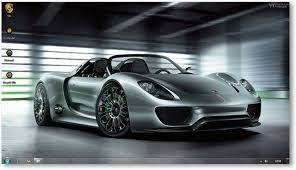 free download themes for windows 7 of car windows 7 themes porsche theme for windows