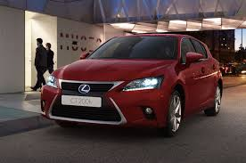 red lexus 2014 2014 lexus ct200h on sale from 20 995 autocar