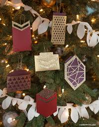make a pretty gift card holder ornament lia griffith