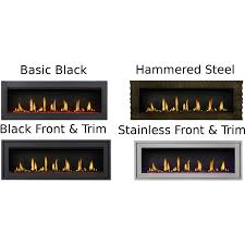 napoleon vector 50 built in direct vent natural gas fireplace w