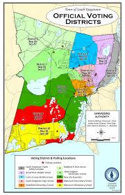 Ri Map Voting Districts South Kingstown Ri