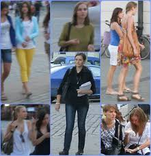 Warsaw girls for love or fun  These are ordinary women walking on the street in Poland  These images might boarder on the mundane as not to spoil the surprise after you leave Chopin