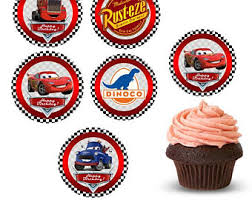 cars cake toppers cars cake topper etsy