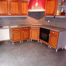 renovation plan de travail cuisine rénovation plan de travail cuisine béton ciré en photo