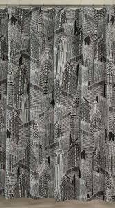 White Cotton Duck Shower Curtain 70 Best Shower Curtains Images On Pinterest Shower Curtains