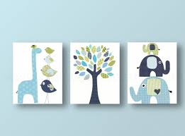 Ideal Nursery Decor Wall Art