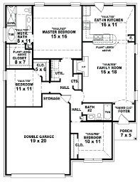 modern 2 house plans decoration simple 3 bedroom house plans