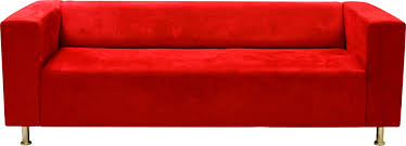 Ikea Sofa Red Bedroom Lovable Damian Sofa Red Suede Designer The Set Ikea