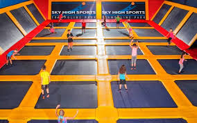 kids party places sky high sports valencia ca