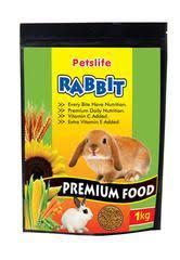 rabbit food petslife rabbit food 1kg rabbit food