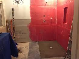 Ideas For Bathroom Waterproofing Decor Red Guard Waterproofing For Best Coatings Ideas