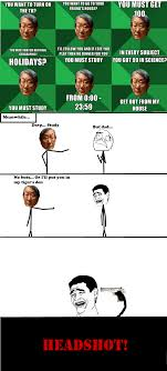 Asian Dad Meme - high expectations asian father rage meme by albowtross91 on