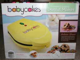 baby cakes maker babycakes donut maker the whole bag of chips