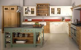 mix and match paint colours in pale shades for a relaxed country