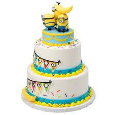 decopac minions celebrate signature cake decoset