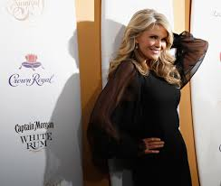 Christie Brinkley Supermodel Christie Brinkley Rode A Horse To The Southlake Launch