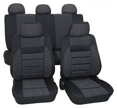 housse siege audi a3 audi q5 housse siège auto kit complet noir gris houssesauto24 fr
