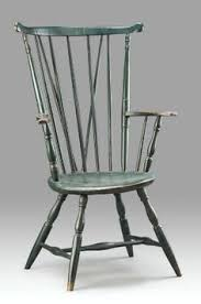 fan back windsor armchair charles chase painted braced fan back windsor arm chair nantucket