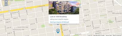 Map Of Union Square San Francisco by Luxe Sf 1650 Broadway Condos San Francisco New Construction