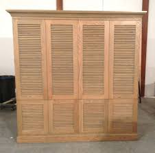 custom made kitchen cabinets kitchen cabinets custom made louver door vanity louvered kitchen