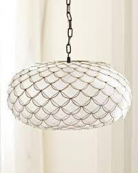 Capiz Light Pendant Pendant Lights Chandelier Capiz Pendant Light Aneilve