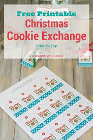 best 25 cookie exchange ideas on pinterest christmas cookie