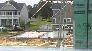 raised slab for house construction youtube