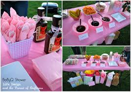 bbq baby shower design and the pursuit of craftiness baby bbq baby girl shower