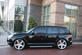 2004 Porsche Cayenne Turbo - wheel experts cayenne turbo wheel options 56k beware