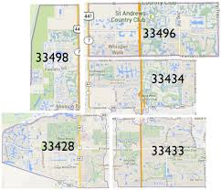 Zip Code Finder Map by 9 Zip Codes Crime Rates In Boca Raton U2013 West Boca News