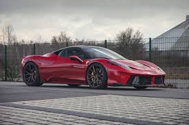 ferrari 458 widebody red prior design ferrari 458 italia widebody gtspirit