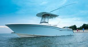 first look grady white u0027s new fisherman 236 center console on