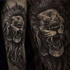 25 awesome lion tattoo designs for men and women blog of