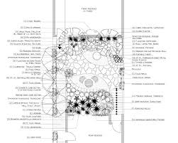 Courtyard Plans by San Francisco Courtyard Garden Garden Dezine