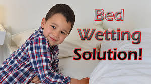 bed wetting solutions bedwetting best solution for bedwetting home remedies youtube