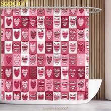 Valentine Bathroom Decor Popular Fun Shower Curtain Buy Cheap Fun Shower Curtain Lots From