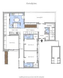 contemporary beach house plans nilsson villa modern beach house with black and white interior