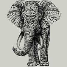 the 25 best tribal elephant drawing ideas on pinterest tribal