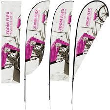 outdoor banner stands flags exhibitors handbook