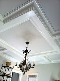 Interior Door Trim Molding For 8 Foot Ceilings Ceiling Trim Home Ceiling Thoughts Pinterest Ceiling Trim