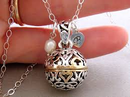 cross locket necklace pendant images Prayer box necklace secret compartment locket necklace hearts jpg
