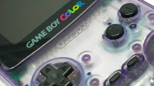 listen folks the game boy and game boy color were separate